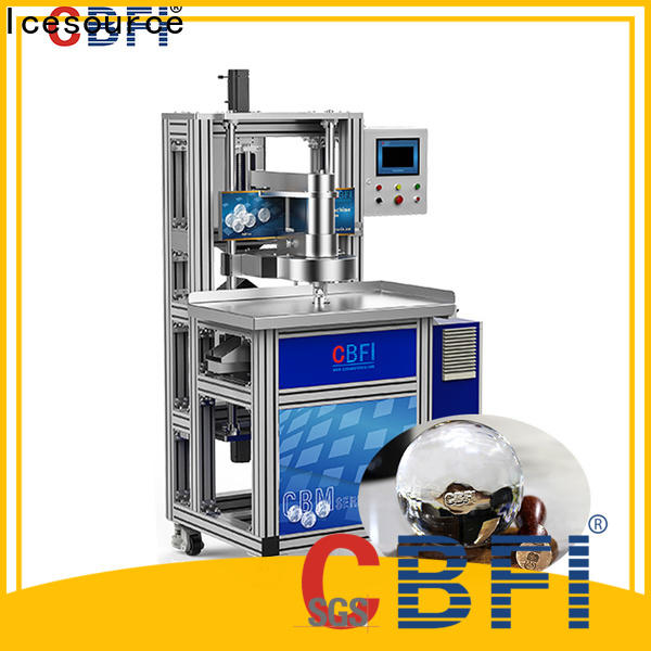 CBFI consumption vogt ice maker for sale in china for whiskey