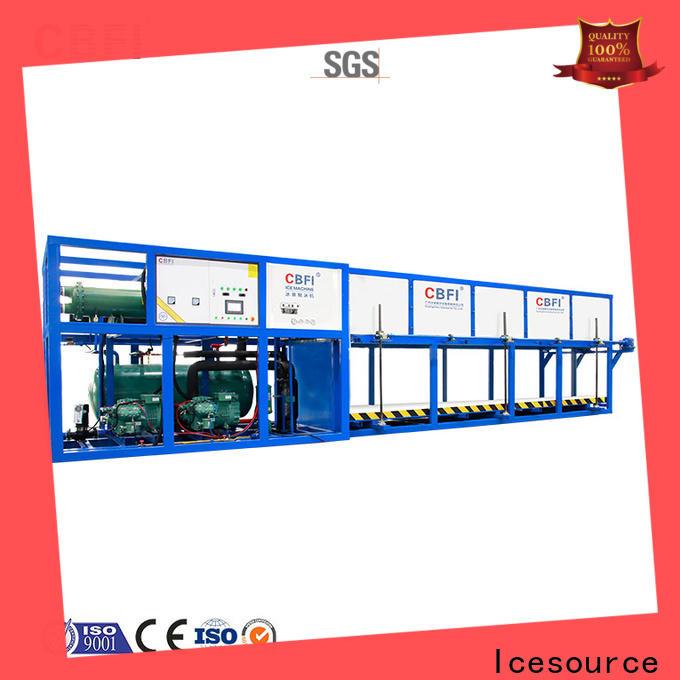 CBFI best domestic ice maker machine newly for fruit storage