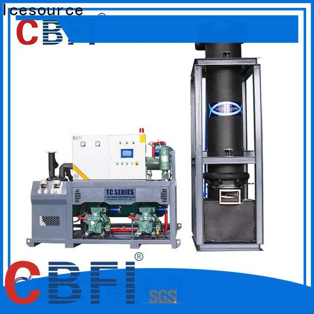 commercial tube ice machine bulk production for ice making