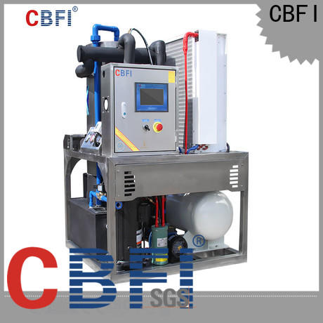 CBFI durable commercial ice maker free design for ice sculpture