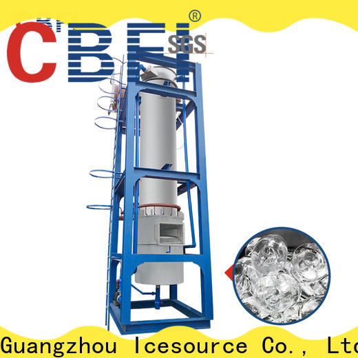 CBFI refrigerant commercial ice maker machine buy now for cooling use