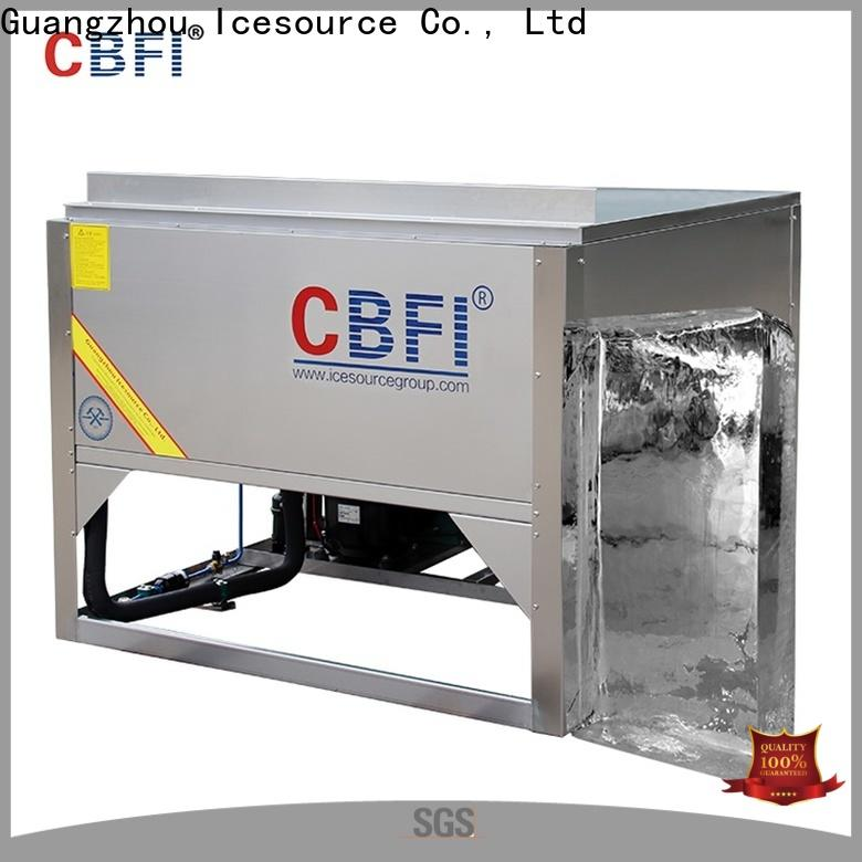 CBFI machine chipped ice maker manufacturing for ice sphere