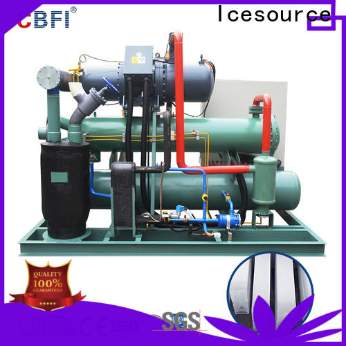 professional ice tube maker machine price type for cooling