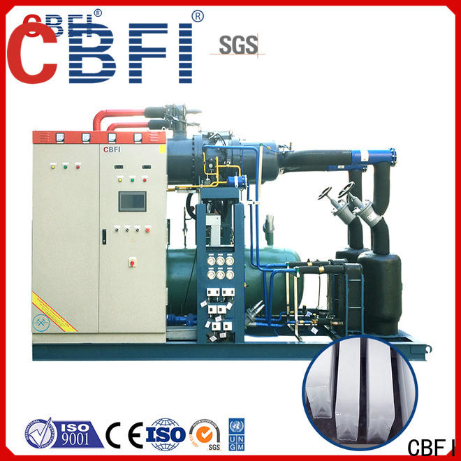 CBFI vogt ice machine type for cooling