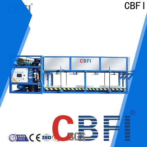 CBFI high reputation ice maker plant customized for vegetable storage