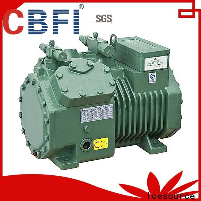 CBFI high-quality refrigeration compressors at discount for ice bar