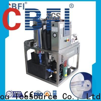 CBFI high technique ice tube maker type for freezingg