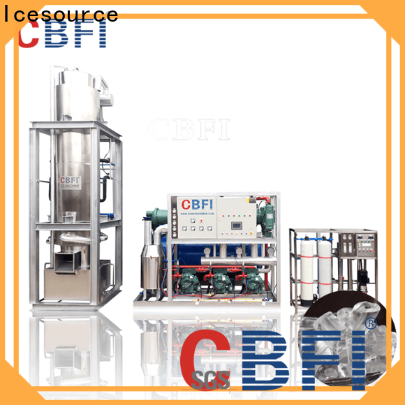 CBFI high-end ice tube maker for sale for wholesale for cold drink