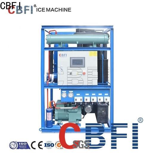 CBFI high technique ice maker plant for high-end wine