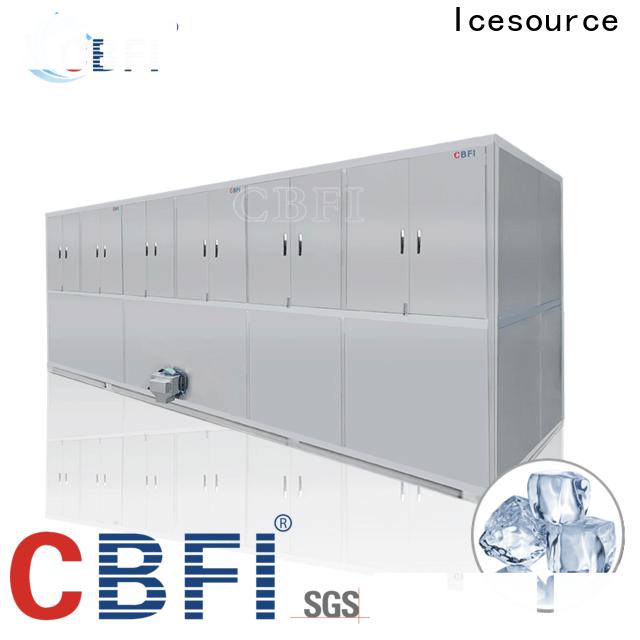 CBFI competetive price spherical ice ball maker factory price free design