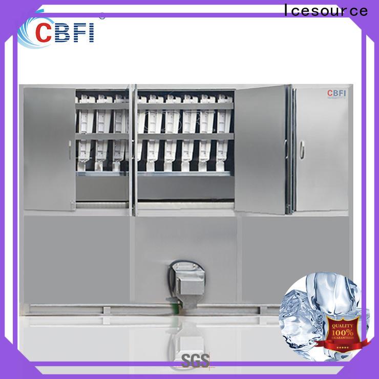 CBFI high-tech best ice cube maker free design free quote