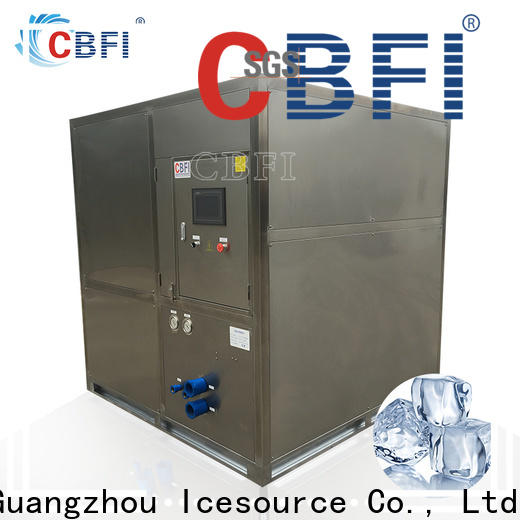 CBFI high-perfomance ice maker for whiskey type order now