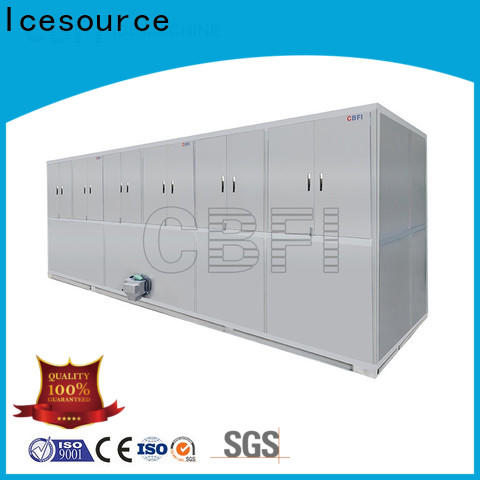 high-perfomance round ice cube maker factory price plant