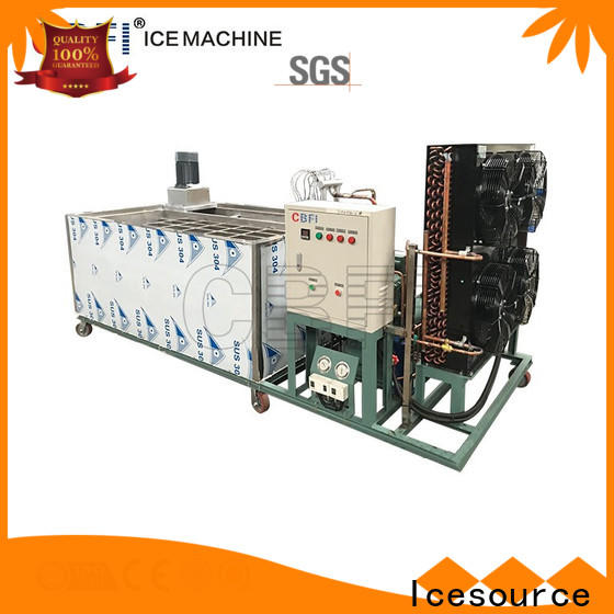 high-tech containerized ice block machine type type