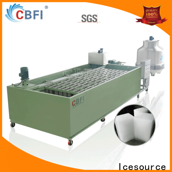 CBFI ice block making machine from manufacturer for ice sculpture