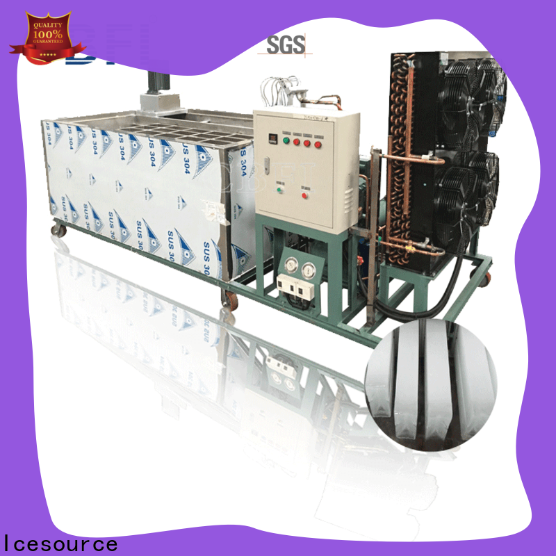 high-end ice block making machine free quote for cold drink