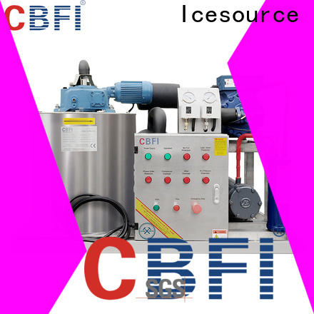 CBFI flake ice machine factory price bulk production