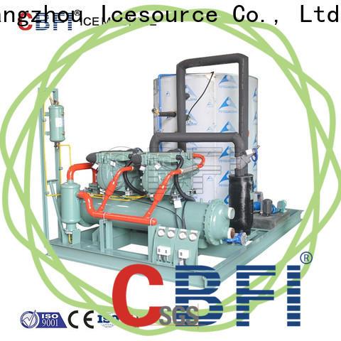 CBFI flake ice machine for sale check now plant