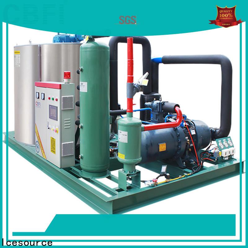CBFI high-tech snow flake ice machine in china type