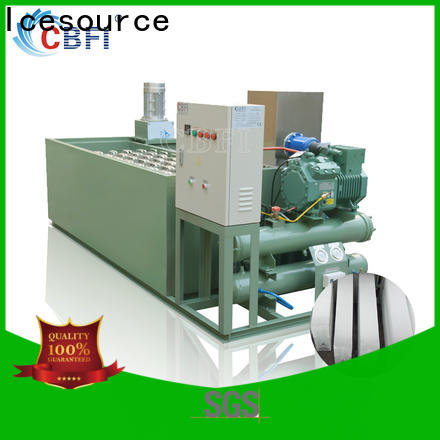high reputation automatic ice block making machine bulk production for high-end wine