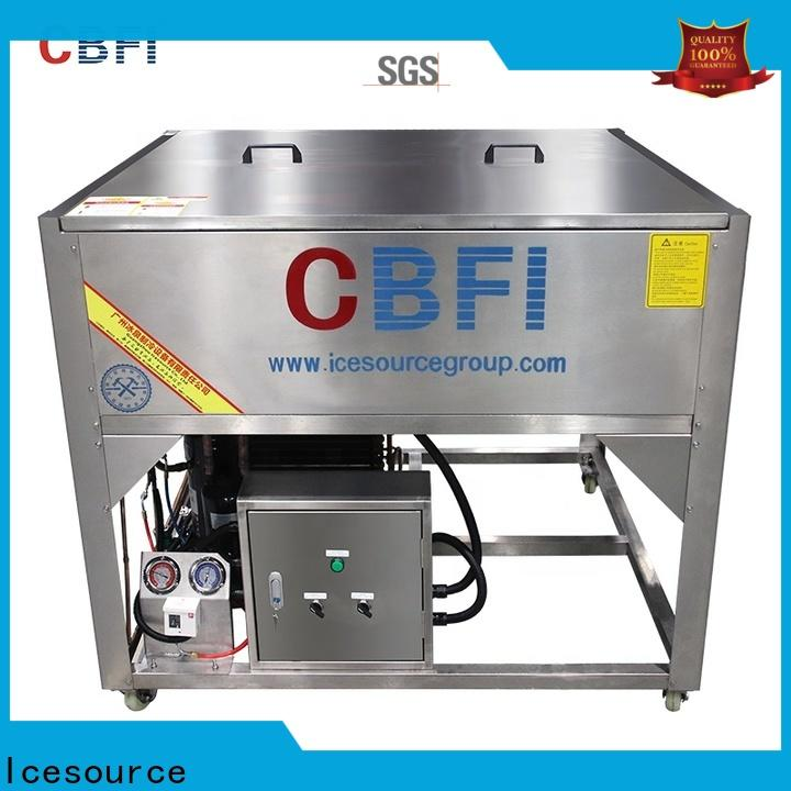 high technique best clear ice maker cbfi order now for brandy