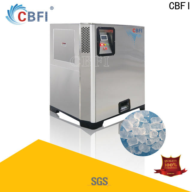 CBFI nugget ice maker machine factory price for ice bar