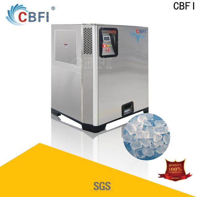 CBFI nugget ice maker machine factory price for ice bar