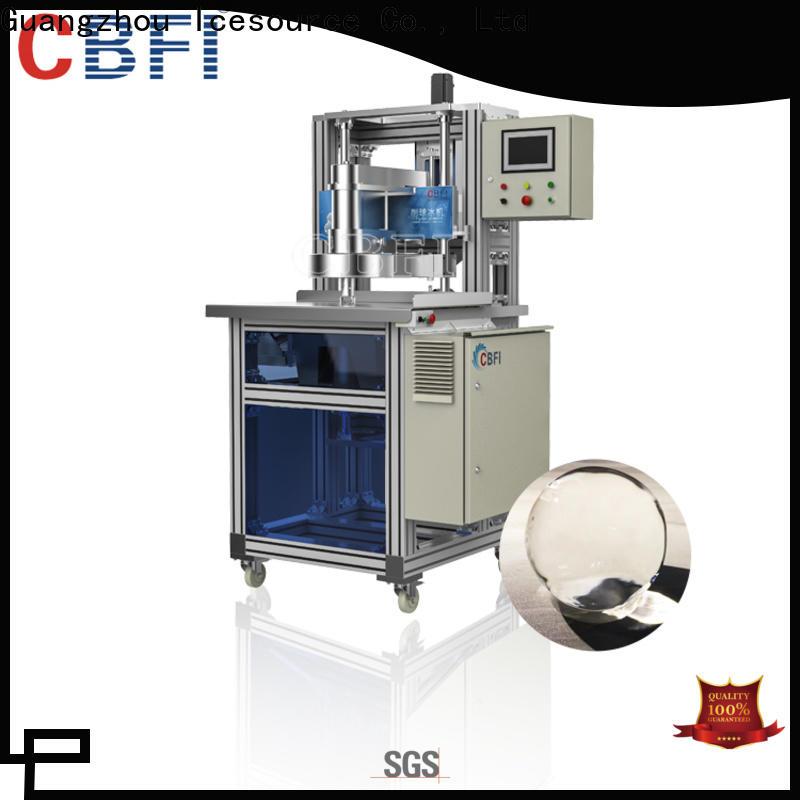 CBFI ice ball maker machine factory price for high-end wine