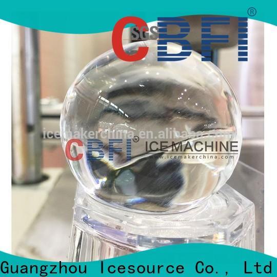 CBFI ice ball maker machine long-term-use for ice sculpture