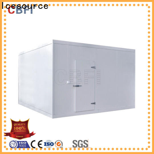 CBFI high-quality refrigerated room from manufacturer for freezingg