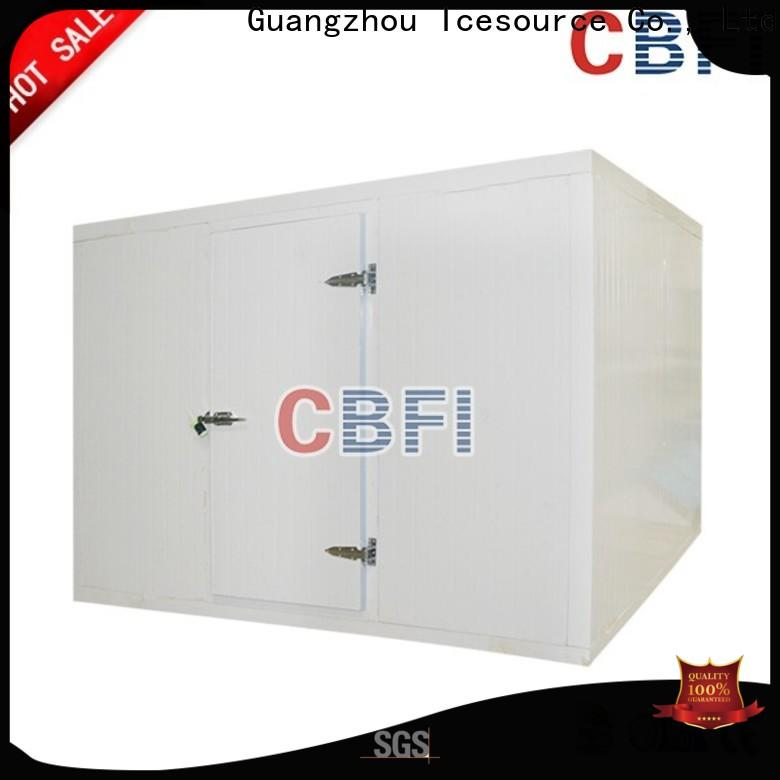 CBFI clean coldrooms for sale type for freezingg