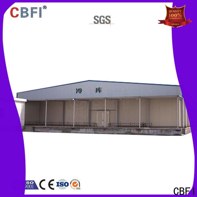 CBFI freezer room plant for cold drink