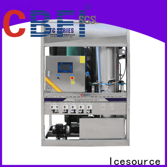 CBFI ice machines for wholesale for high-end wine