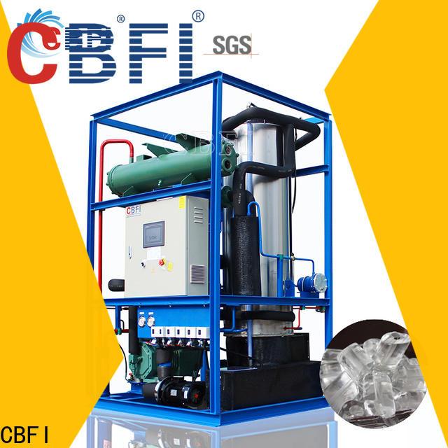 CBFI ice machines free quote for ice bar