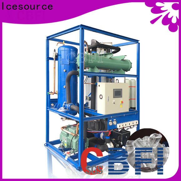CBFI ice tube machine for sale long-term-use for cold drink