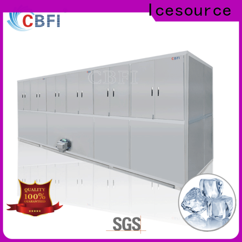 CBFI widely used square cube ice maker at discount order now