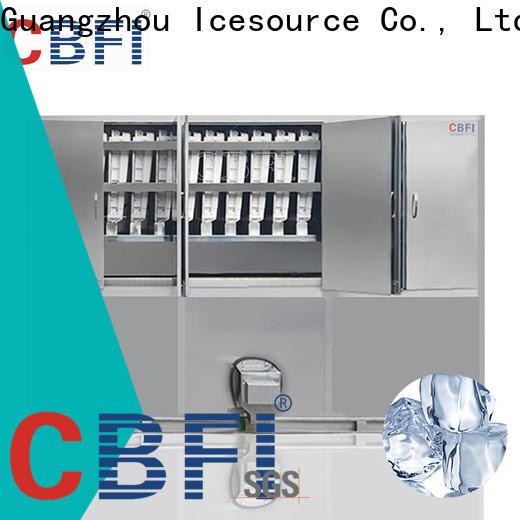 CBFI competetive price cube ice machine type from manufacturer