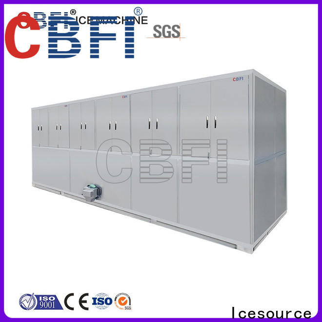 CBFI high-perfomance round ice cube maker free quote check now