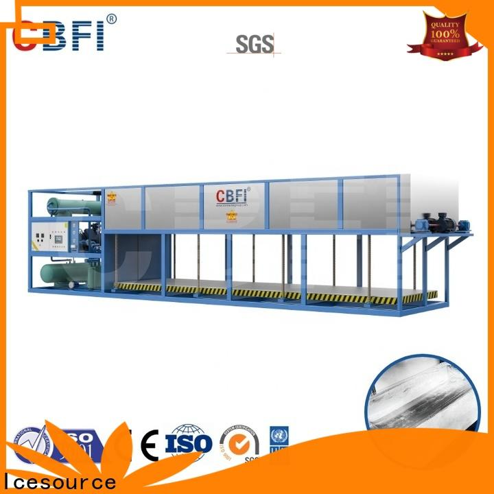 CBFI ice block machine for sale free design for ice bar