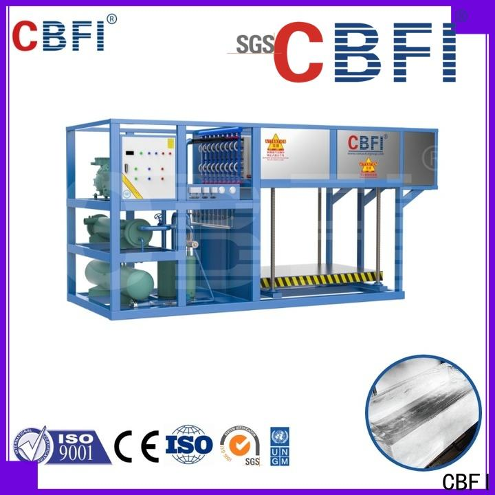 CBFI high-tech ice block machine for sale for wholesale for ice sculpture