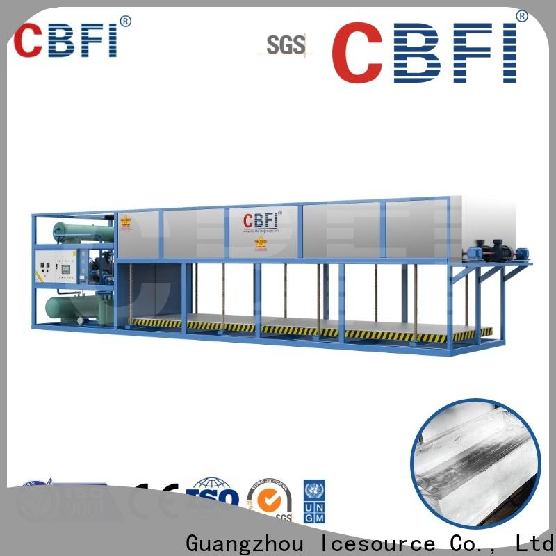 CBFI ice block maker machine check now for ice bar