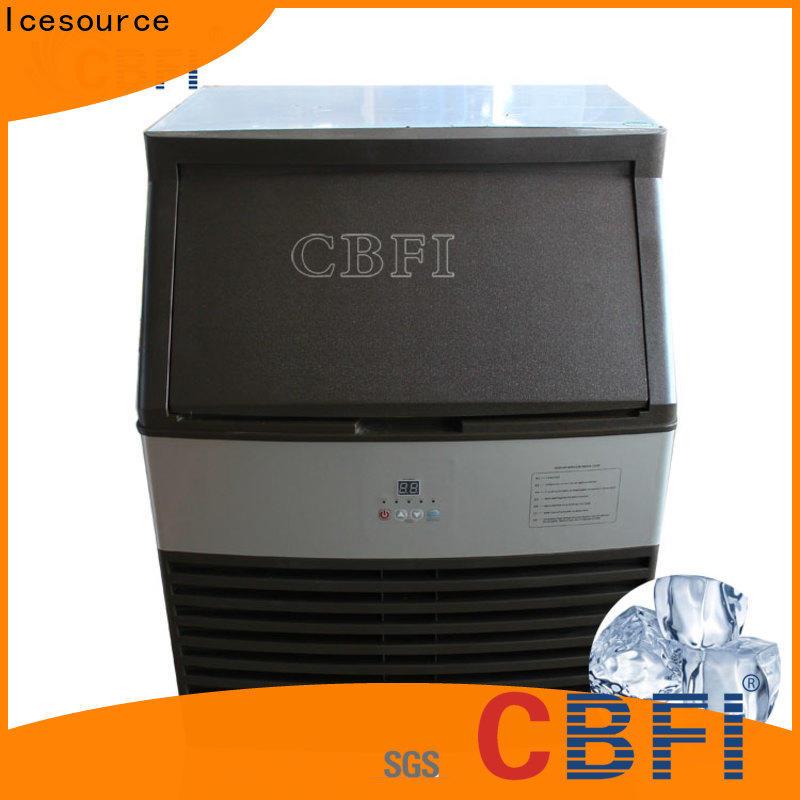 CBFI professional ice cube maker machine free design check now
