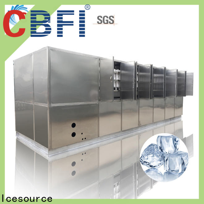 CBFI clear ice cube maker type in china