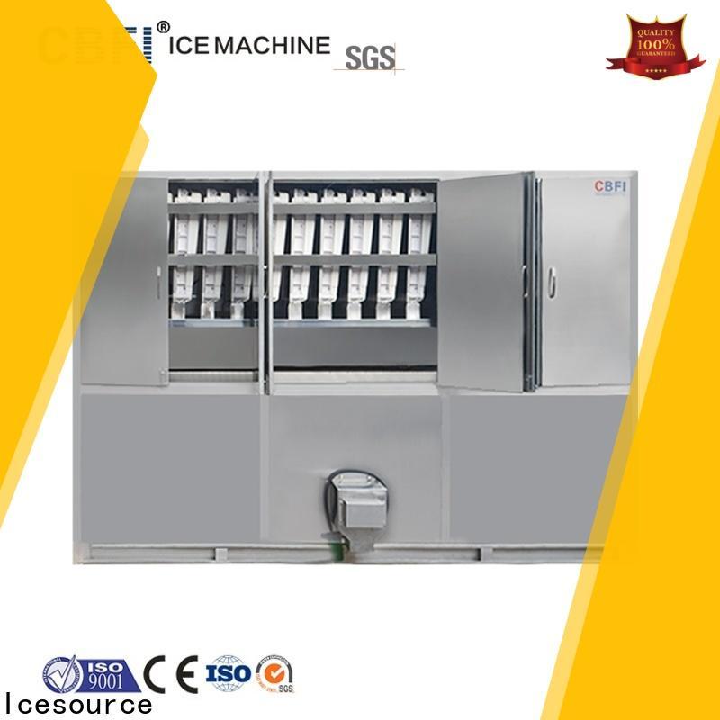 CBFI ice cube maker machine from manufacturer bulk production