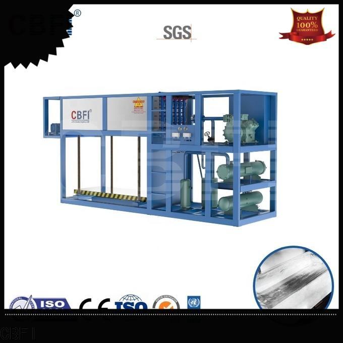 CBFI automatic ice block maker machine factory price for freezingg