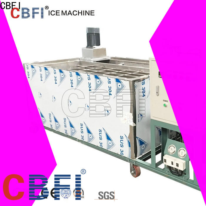 clean automatic ice block making machine for wholesale for ice sculpture