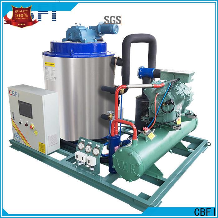 CBFI widely used flake ice machine commercial bulk production bulk production