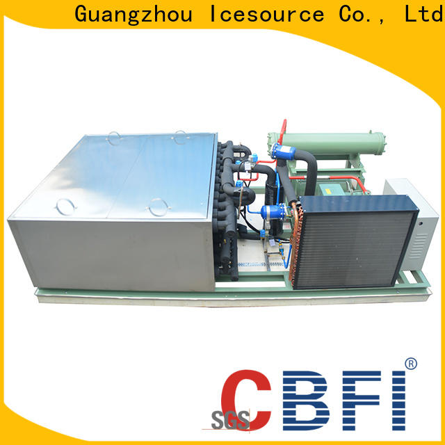 CBFI clear ice block maker machine order now for cold drink