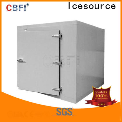 luxury mobile cold room for wholesale for ice bar
