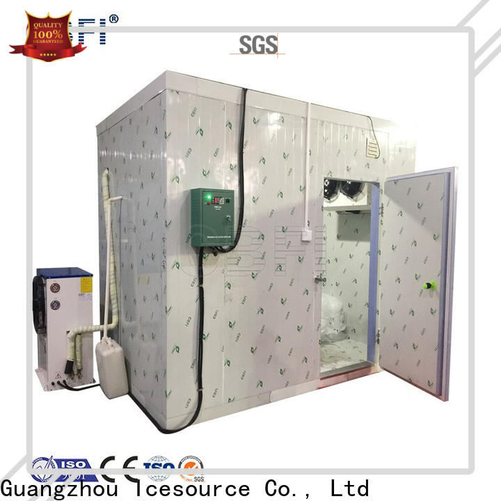 CBFI refrigerated room plant for cold drink